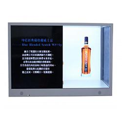 Transparent LCD Display Case